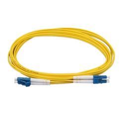 Sopto Patch Cord Duplex 2× LC/UPC 2× SC/UPC G.652D 3.0mm 3M length