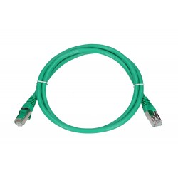 EXTRALINK Cat.6 FTP 1m LAN Patchcord Copper Twisted Pair, 1Gbps