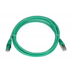 EXTRALINK Cat.6 FTP 2m LAN Patchcord Copper Twisted Pair, 1Gbps