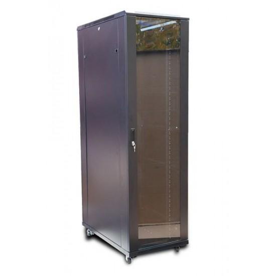 Extralink 42U 600X1000 Standing Rackmount Cabinet Black