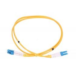 Extralink Patchcord LC/UPC-LC/UPC SM 9/125 DUPLEX 3.0MM 3M