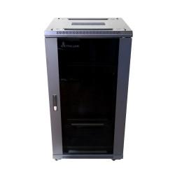 Extralink 22U 600X600 Standing Rackmount Cabinet Black