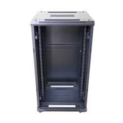 Extralink 27U 600X600 Standing Rackmount Cabinet Black
