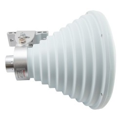 4.9 to 6.4 GHz, 30 Degree Horn Antenna, 19.0 dBi, 2-Port
