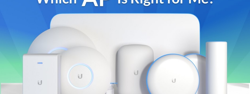 UniFi - Access Point Comparison Charts