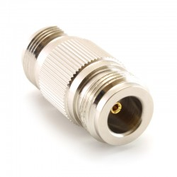 MikroTik Coaxial Adapter N Female / N Female (CA-NF-NF)