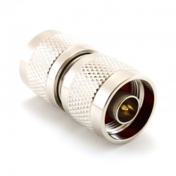 MikroTik Coaxial Adapter N Male / N Male (CA-NM-NM)