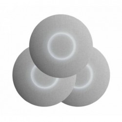 Ubiquiti Design Upgradable Casing for nanoHD Fabric 3-pack (nHD-cover-Fabric-3)