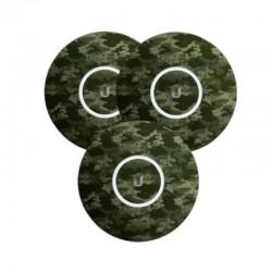 Ubiquiti Design Upgradable Casing for nanoHD Camo 3-pack (nHD-cover-Camo-3)