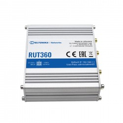 Teltonika RUT360 LTE Cat6 Router