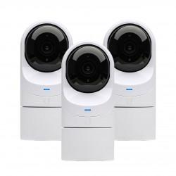 Ubiquiti UniFi Video Camera G3 FLEX 3-Pack (UVC-G3-FLEX-3)