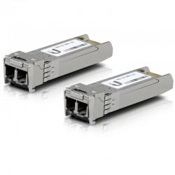 Ubiquiti U Fiber, Multi-Mode Module, 10G, 2-Pack (UF-MM-10G)