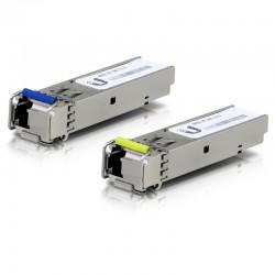 Ubiquiti U Fiber, Single-Mode Module, 1G, BiDi, 10-Pairs (UF-SM-1G-S-20)