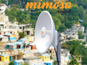 Mimosa Networks Azerbaijan - Authorized Distributor