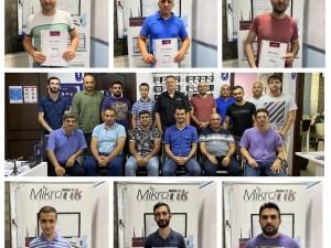 Photo report from MikroTik MTCNA Training in Baku